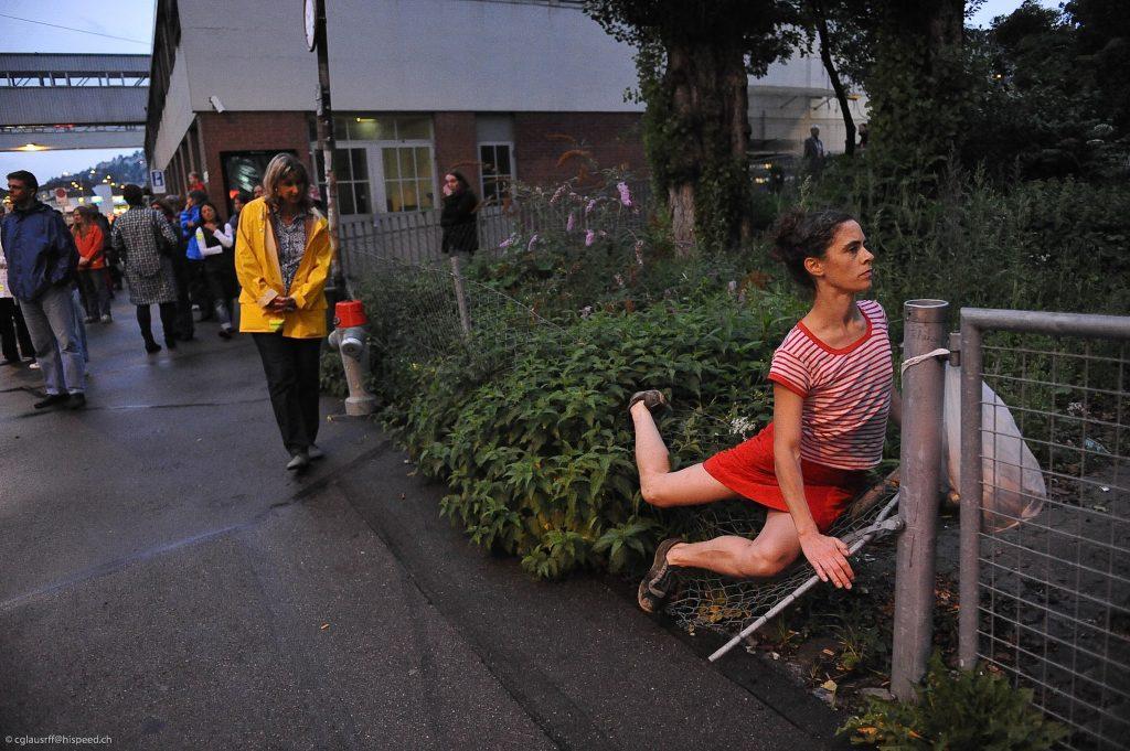 GO, Kristin Van Loon, Zurich, 2009