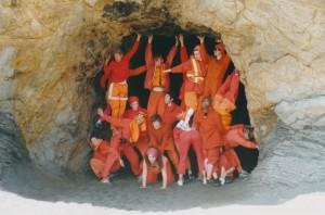CA, sutro cave